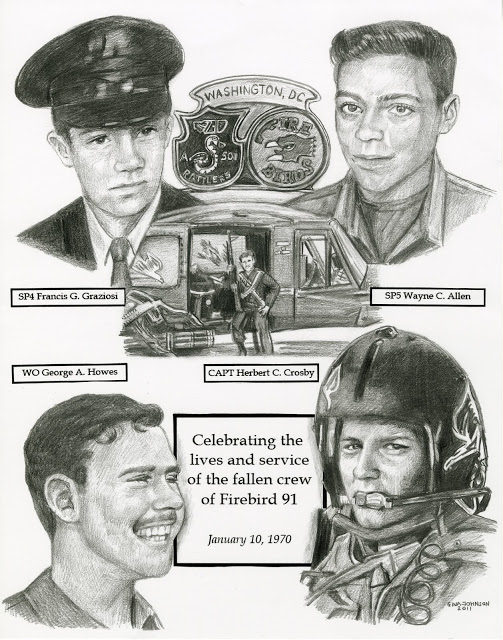 firebird nine one crew drawing