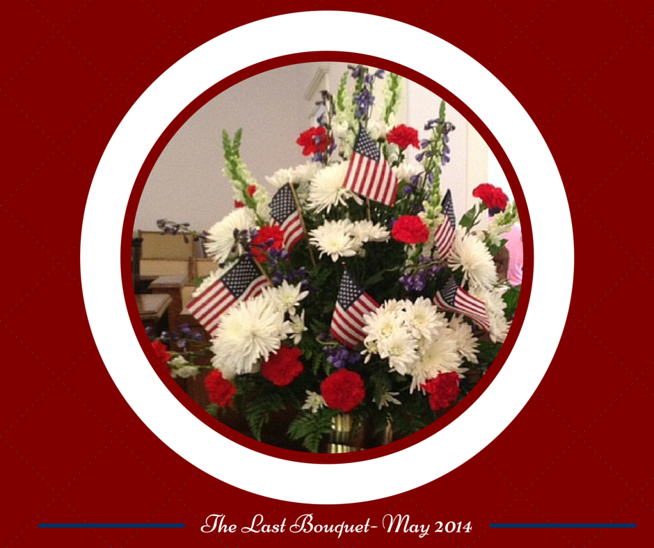 the last bouquet may 2014