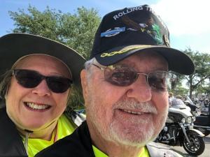Charlie Donovan and Marylou